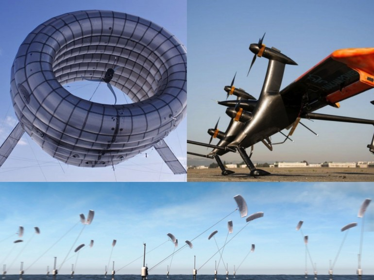 High Altitude Wind Power: A Race to the Top | Cleantech Group