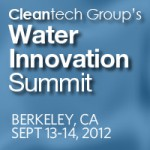 Water Innovation Summit 2012